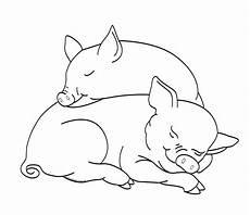 Ausmalbilder Schweine Bauernhof Ausmalbild Schwein Carsmalvorlage Store