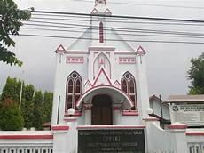 Gambar Gereja Protestan Di Indonesia Ar Production