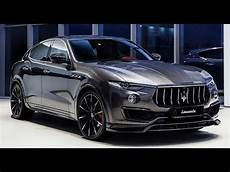 2018 maserati levante s exterior and design youtube