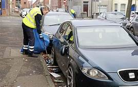 Call For More Action After Cars Damaged Over Halloween In