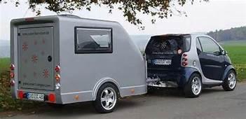 Smart Car Pulling A Camper  Campers