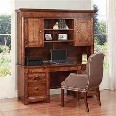 wood home office furniture solid wood office suite maple or cherry wood office