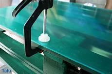 plexiglas kleben mit silikon