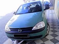 annonce de vente de voiture occasion en tunisie opel corsa