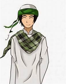Kumpulan Gambar Kartun Muslimah Anak Smp Kantor Meme
