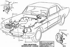 1966 mustang headlight wiring diagram 66 mustang wiring diagram