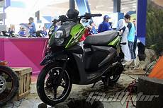 X Ride 125 Modif by Ini Dia Generasi Terbaru Skutik Adventure Yamaha X Ride
