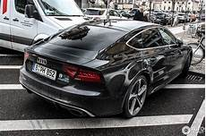 Rs7 2017 Sportback With A Colour by Audi Rs7 Sportback 18 January 2014 Autogespot