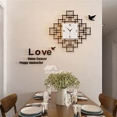 4 wall clock home ideas