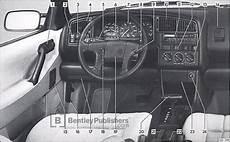 car maintenance manuals 1991 volkswagen fox instrument cluster excerpt vw volkswagen owner s manual passat 1990 1991 bentley publishers repair