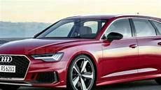 Now 2020 Audi Rs6 Rendered Could Feature Top