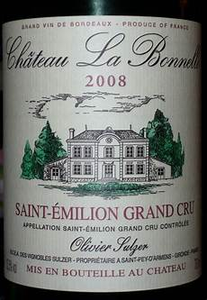 highly recommended ch 226 teau la bonnelle 2008