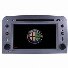 alfa romeo 147 gt car radio tv usb sd gps tactile