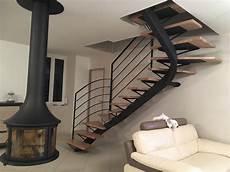 escalier ysos quartier tournant ysofer