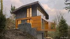 Haus In Hanglage - unique houses on sloping ground hillside homes