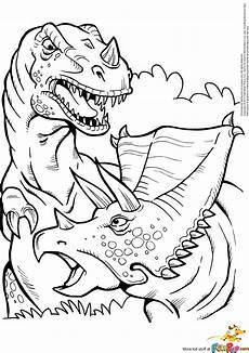 t rex coloring pages to and print for free