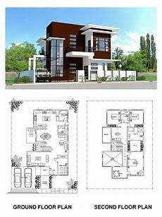 modern house floor plans philippines pre designed models for house construction from