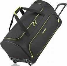 damen reisetasche mit rollen travelite reisetasche mit 2 rollen 187 basics 71 cm 171