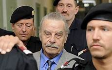 josef fritzl to be sentenced timeline of his crimes