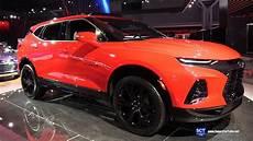 2020 chevy blazer 2020 chevrolet blazer rs exterior and interior