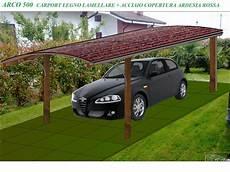 copertura box auto carport copertura box auto legno acciaio futurazeta