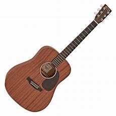 Martin Dreadnought Jr 2 Acoustic Guitar Sapele Gear4music