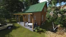 Plan Cabane En Bois Plans De Construction A Telecharger
