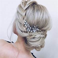 17 trendy and chic updos for medium length hair highpe