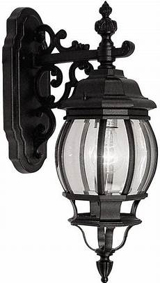 victorian lantern outdoor wall light fixture free shipping today overstock com 11209614