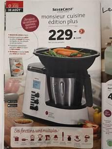robot de cuisine silvercrest monsieur cuisine 201 dition plus