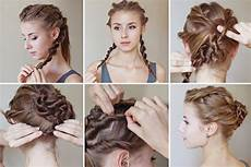 16 cute and easy hairstyle for school superhit ideas