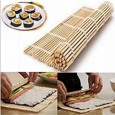 stuoia sushi giapponese sushi rotolamento stuoia di bamb 249 a mano rullo