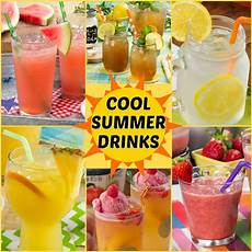 summer drink recipes cool summer drink recipes mrfood com
