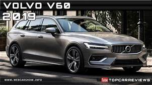 2019 VOLVO V60 Review Rendered Price Specs Release Date