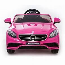 jouet voiture electrique mercedes s63 amg voiture jouet 233 lectrique pour enfant deux