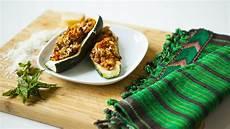 Rezept Gefüllte Zucchini - rezept gef 252 llte zucchini mit hackfleisch und reis