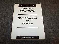 book repair manual 2000 chrysler town country electronic toll collection 2008 chrysler town country dodge caravan van electrical wiring diagram manual ebay