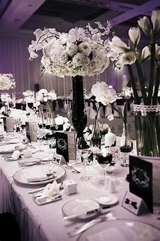 black tie wedding ideas that dazzle wedding centerpieces black tie wedding wedding flowers