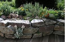 Steingarten Ideen Und Umsetzung Der Kleine H 246 Ppener In