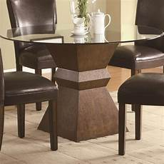 Bases For Glass Dining Room Tables