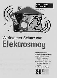 bernd m 252 ller wirksamer schutz vor elektrosmog