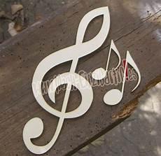 Notenschlüssel Aus Holz - holzbuchstaben violin schl 252 ssel und noten z basteln aus