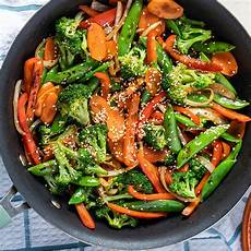 vegetable stir fry recipe mccormick