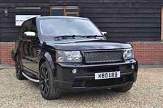 how petrol cars work 2006 land rover range rover lane departure warning land rover range rover sport supercharged hst petrol automatic 2006 k