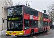 Doppelstockbus Auf Der Linie 100 In Berlin Unterwegs Laut