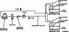 ford truck fuel system diagram is it possible to remove rear fuel tank on my 1993 f150 extended cab with dual fuel tanks and