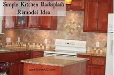 simple kitchen backsplash remodel idea isavea2z