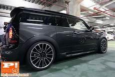 clubman r55 with r113 jcw wheels voiture