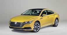 2019 Volkswagen Cc by Chicago Auto Show Volkswagen Reveals 2019 Arteon Mid Size
