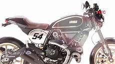 Ducati Scrambler Cafe Racer Dimensions